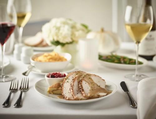 Thanksgiving at Fleming's