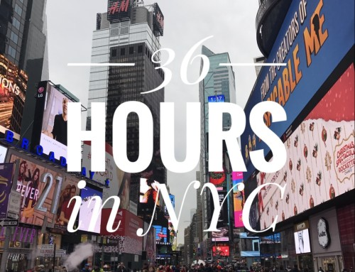 36 Hours in New York City