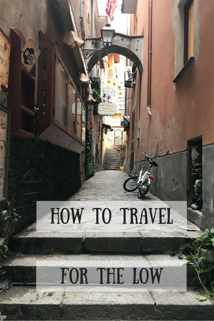 How to Travel for the LOW