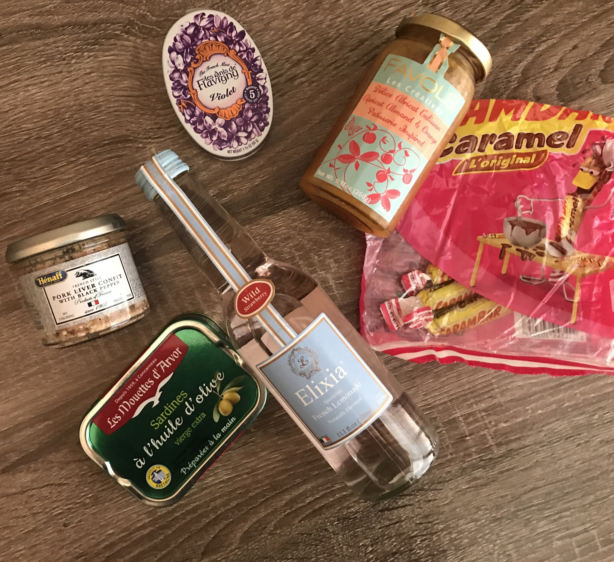Goodies from the French, Food & Drink Federation