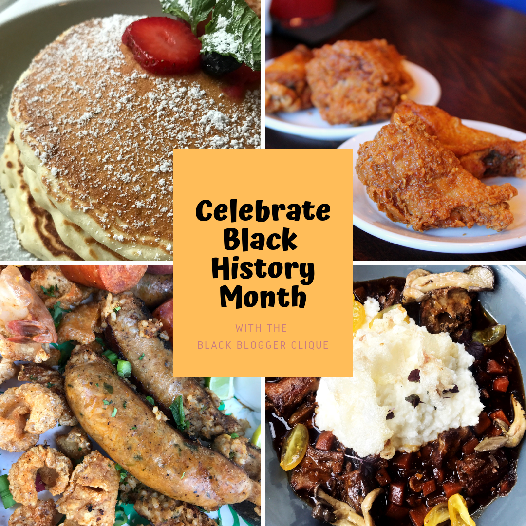 Celebrating Black History Month with the Black Blogger Clique