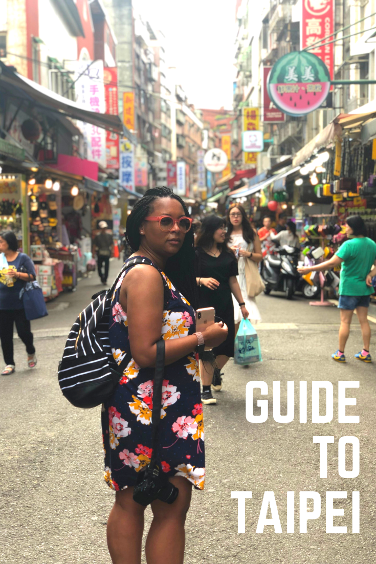 Guide to Taipei