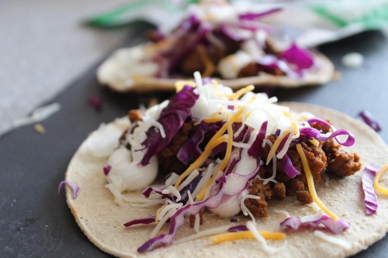 Taco Tuesday with CAULIPOWER Cauliflower Tortillas