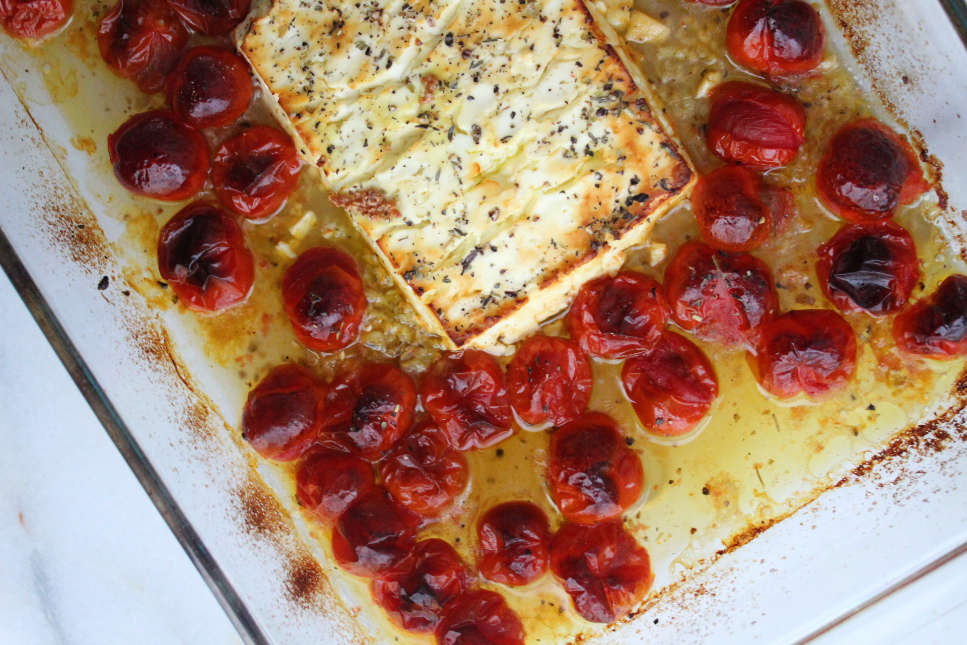 Feta Pasta Bake